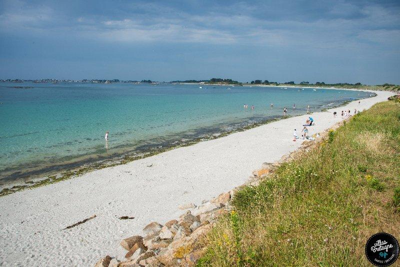 La plage du Pouldu